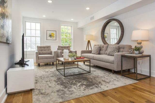 206 York St #1, Jc, Downtown, NJ 07302 (MLS #190000909) :: The Trompeter Group