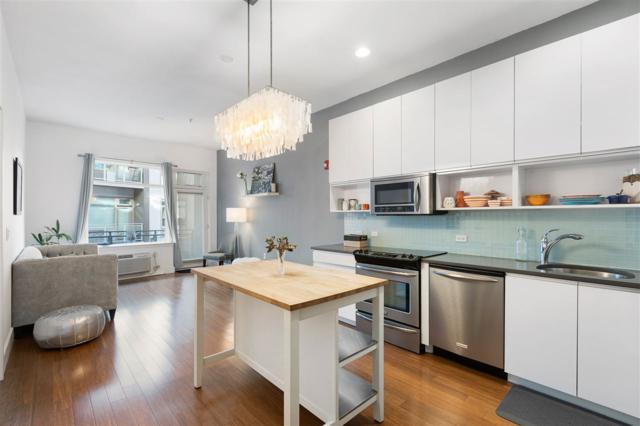 217 Newark Ave #206, Jc, Downtown, NJ 07302 (MLS #190001069) :: The Trompeter Group