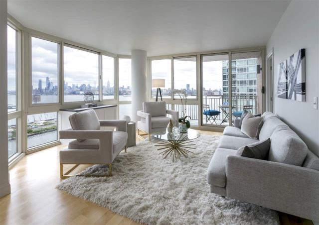 20 2ND ST #2208, Jc, Downtown, NJ 07302 (MLS #190001133) :: The Trompeter Group