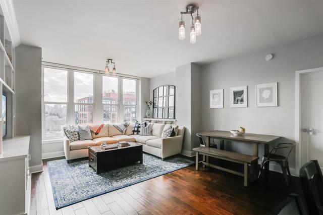 1125 Maxwell Lane #1119, Hoboken, NJ 07030 (MLS #190001150) :: Team Francesco/Christie's International Real Estate