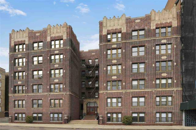 883 Blvd East 4G, Weehawken, NJ 07086 (MLS #190001187) :: The Trompeter Group