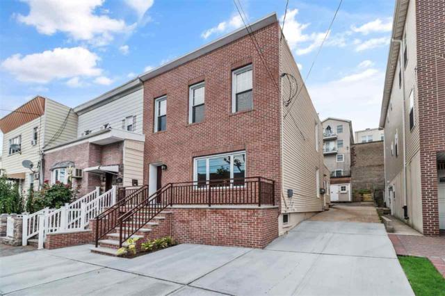 550 Liberty Ave, Jc, Heights, NJ 07307 (MLS #190001252) :: The Trompeter Group