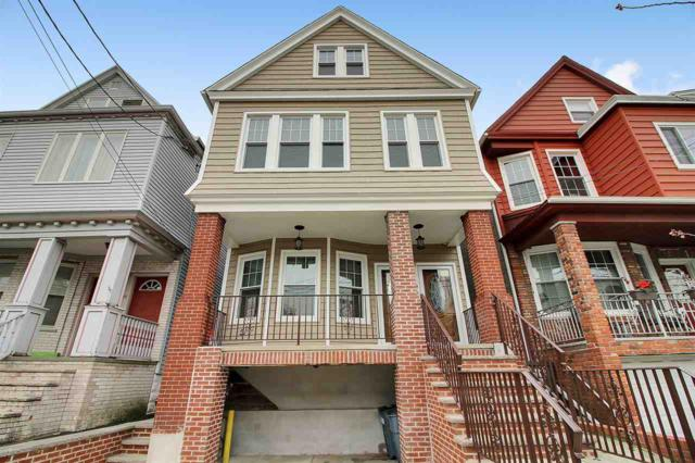 92 West 54Th St, Bayonne, NJ 07002 (MLS #190001274) :: The Trompeter Group