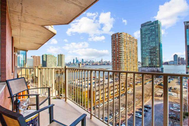 65 2ND ST #911, Jc, Downtown, NJ 07302 (MLS #190001315) :: The Trompeter Group