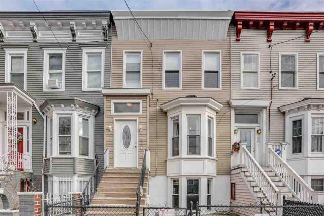 62 Bowers St, Jc, Heights, NJ 07307 (MLS #190001334) :: The Trompeter Group