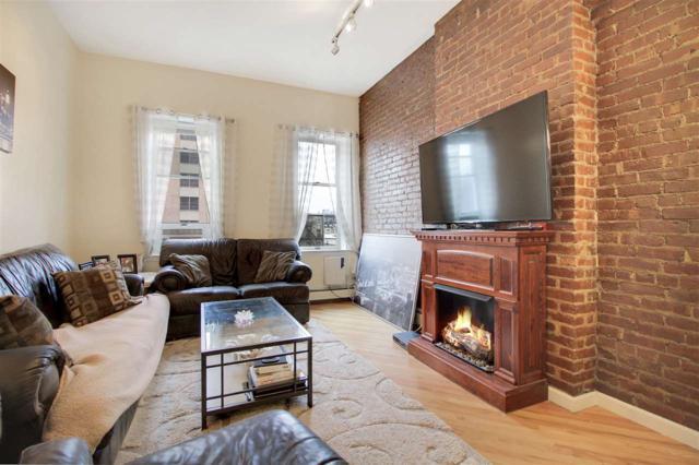 218 Jefferson St #7, Hoboken, NJ 07030 (MLS #190001347) :: The Trompeter Group