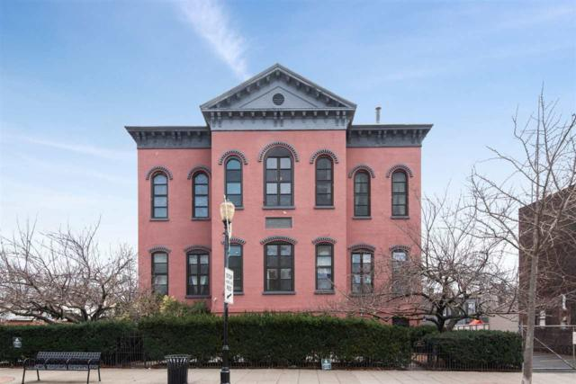 464 Central Ave A6, Jc, Heights, NJ 07307 (MLS #190001348) :: The Trompeter Group