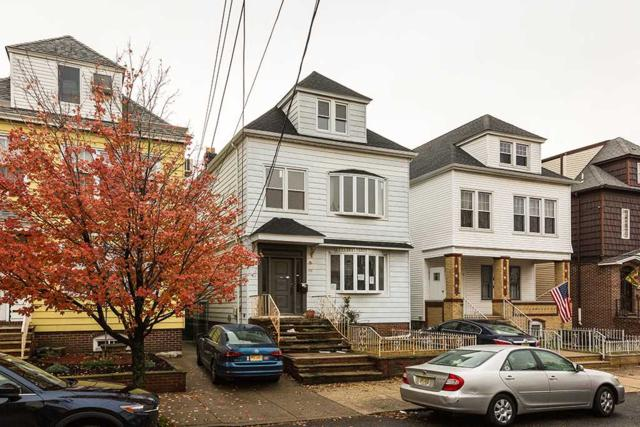 176 West 31St St, Bayonne, NJ 07002 (MLS #190001360) :: The Trompeter Group