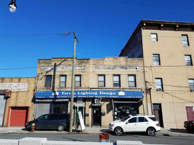 320-322 Hoboken Ave, Jc, Journal Square, NJ 07306 (MLS #190001377) :: The Trompeter Group
