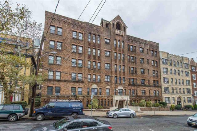 131 Kensington Ave C6, Jc, Journal Square, NJ 07304 (MLS #190001393) :: The Trompeter Group