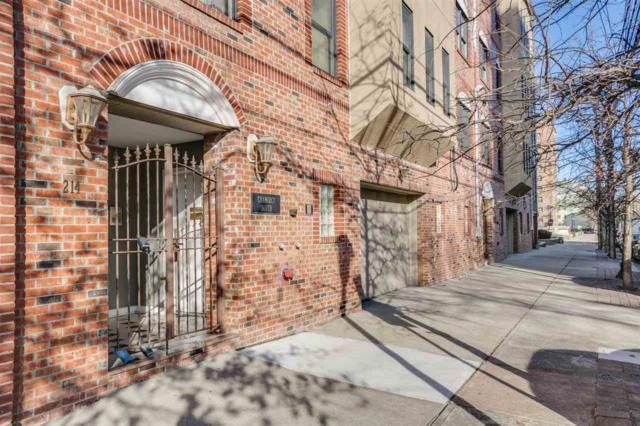 214-216 Jackson St #1, Hoboken, NJ 07030 (MLS #190001398) :: The Trompeter Group