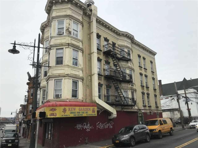 347 Market St, Paterson, NJ 07501 (MLS #190002503) :: The Sikora Group
