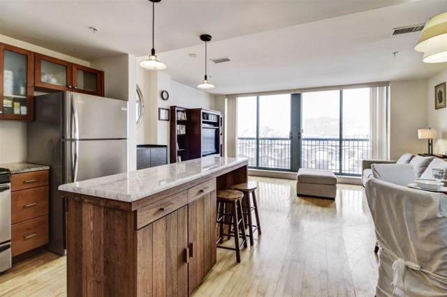 222 Montgomery St 5F, Jc, Downtown, NJ 07302 (MLS #190002854) :: The Trompeter Group