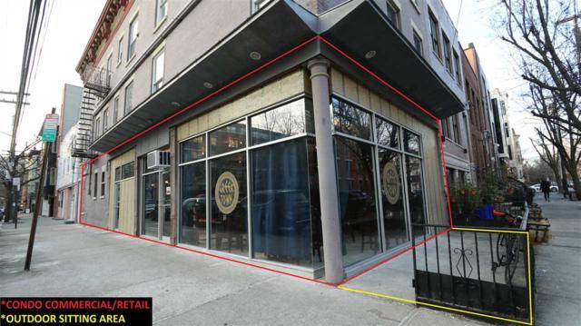 86 Garden St, Hoboken, NJ 07302 (MLS #190002949) :: The Trompeter Group