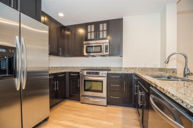 1125 Maxwell Lane #542, Hoboken, NJ 07030 (MLS #190002981) :: The Sikora Group