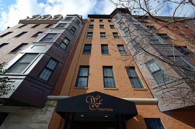 904 Jefferson St #5G, Hoboken, NJ 07030 (MLS #190003000) :: The Sikora Group