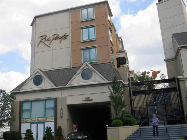 600 Harbor Blvd #961, Weehawken, NJ 07086 (MLS #190003193) :: Radius Realty Group