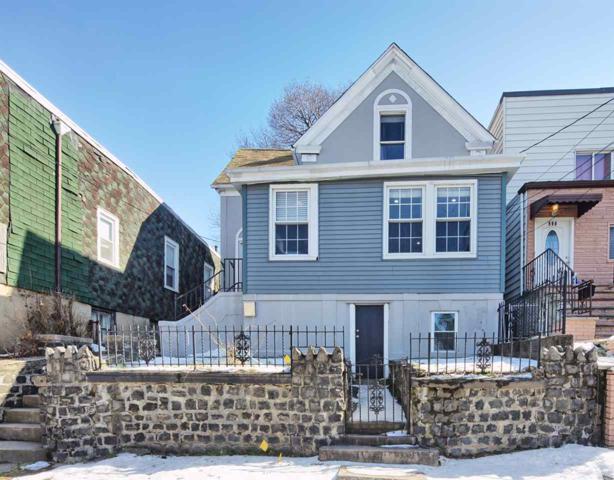 904 Liberty Ave, North Bergen, NJ 07047 (#190003228) :: Daunno Realty Services, LLC