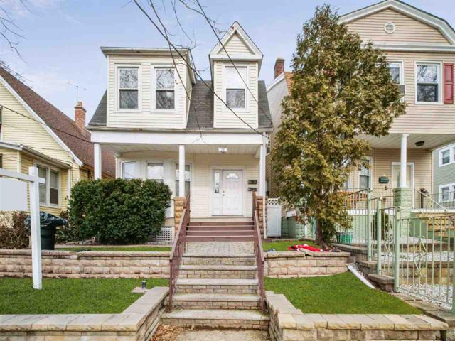 78 Fern Ave, Irvington, NJ 07111 (MLS #190004151) :: The Trompeter Group