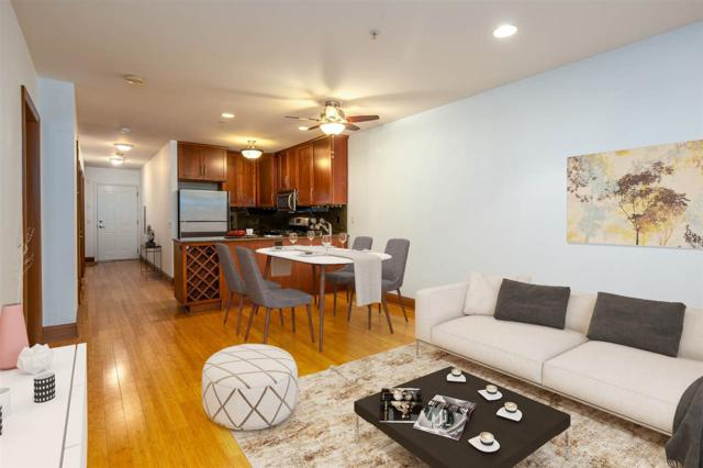 99 Montgomery St 3C, Jc, Downtown, NJ 07302 (MLS #190004845) :: The Trompeter Group