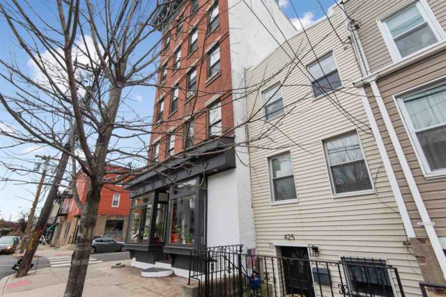 425 Monmouth St, Jc, Downtown, NJ 07302 (MLS #190004871) :: The Trompeter Group