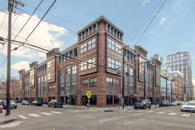 187 Warren St #404, Jc, Downtown, NJ 07302 (MLS #190004902) :: The Trompeter Group