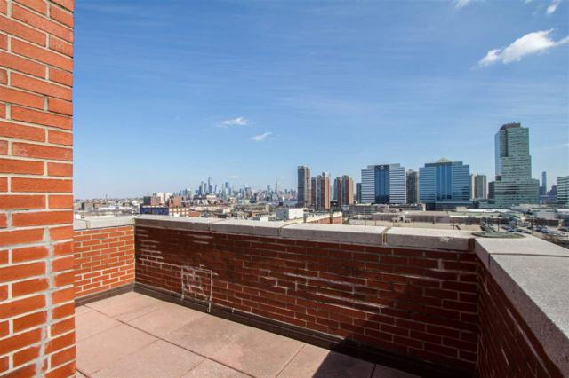 205 10TH ST 8X, Jc, Downtown, NJ 07302 (MLS #190004919) :: The Trompeter Group