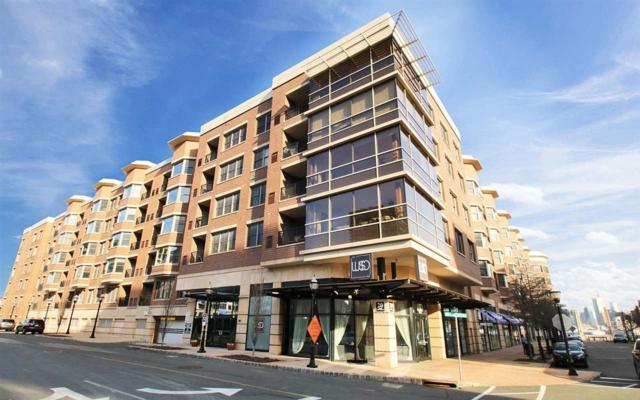 20 Avenue At Port Imperial #506, West New York, NJ 07093 (MLS #190004997) :: The Trompeter Group