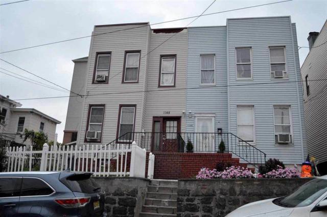 1148 51ST ST, North Bergen, NJ 07047 (MLS #190005009) :: The Trompeter Group