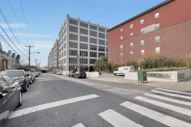 50 Dey St #146, Jc, Journal Square, NJ 07306 (MLS #190005028) :: The Trompeter Group
