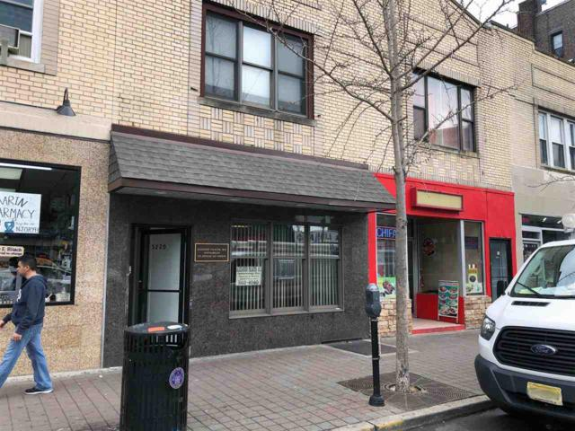 5220 Bergenline Ave, West New York, NJ 07093 (MLS #190005054) :: The Trompeter Group