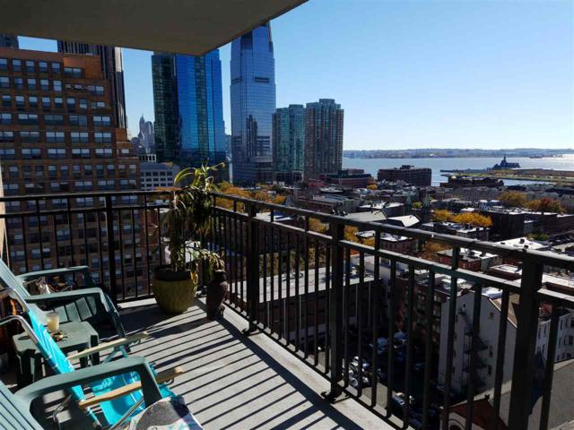 135 Montgomery St 20B, Jc, Downtown, NJ 07302 (MLS #190005217) :: The Trompeter Group