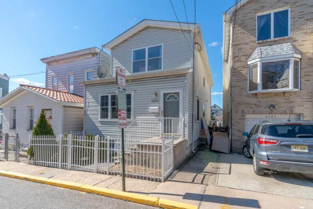5203 Cottage Ave, North Bergen, NJ 07047 (MLS #190005234) :: The Trompeter Group