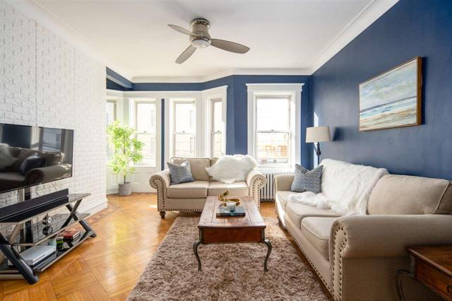 22 Webster Ave, Jc, Heights, NJ 07307 (MLS #190005251) :: The Trompeter Group