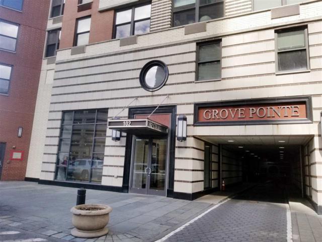 102 Christopher Columbus Dr #902, Jc, Downtown, NJ 07302 (#190005269) :: Group BK