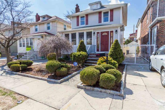 909 80TH ST, North Bergen, NJ 07047 (MLS #190005270) :: The Trompeter Group