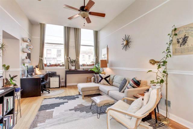 60 Erie St #202, Jc, Downtown, NJ 07302 (MLS #190007796) :: PRIME Real Estate Group