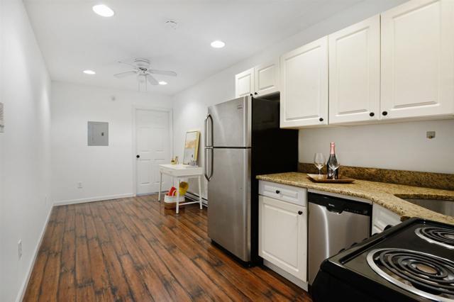 119 Clinton Ave 1L, Hoboken, NJ 07030 (MLS #190007823) :: The Trompeter Group