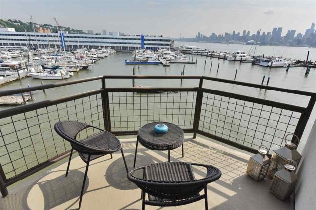600 Harbor Blvd #953, Weehawken, NJ 07086 (MLS #190007968) :: Radius Realty Group