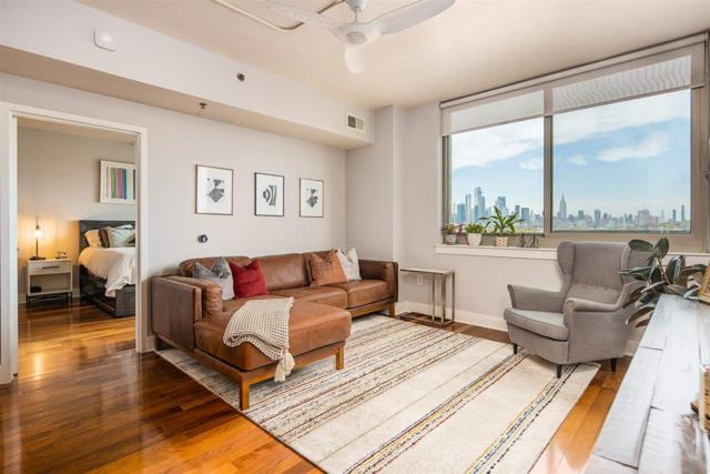 800 Jackson St #804, Hoboken, NJ 07030 (MLS #190008013) :: Radius Realty Group