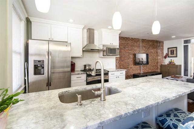 227 Park Ave #3, Hoboken, NJ 07030 (MLS #190008046) :: The Dekanski Home Selling Team
