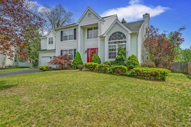 278 Ashewood Ct, Toms River, NJ 08755 (MLS #190008756) :: The Trompeter Group