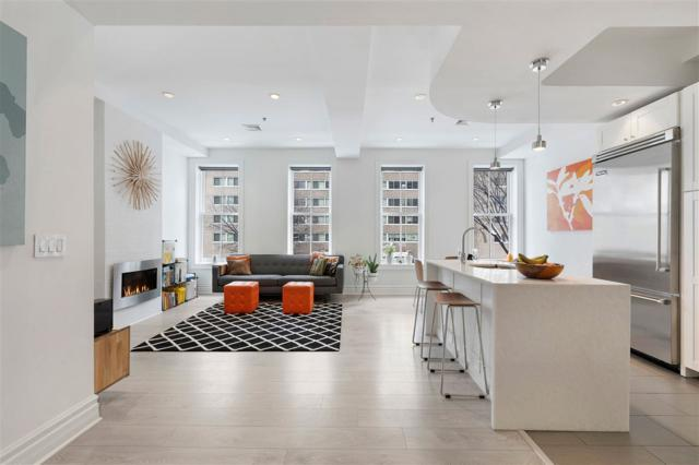 81 Montgomery St #1, Jc, Downtown, NJ 07302 (MLS #190009261) :: The Trompeter Group