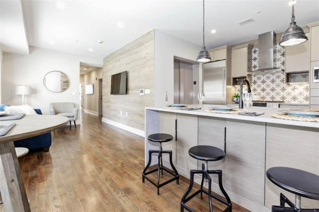 228 Bay St #4, Jc, Downtown, NJ 07302 (MLS #190009423) :: The Trompeter Group