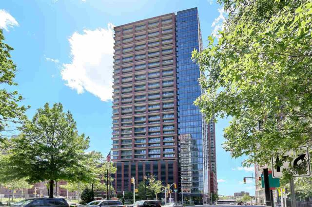 389 Washington St 20G, Jc, Downtown, NJ 07302 (MLS #190009507) :: The Trompeter Group