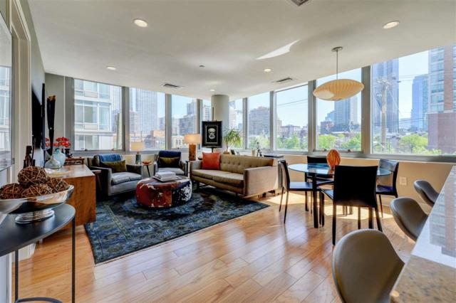 201 Luis M Marin Blvd #210, Jc, Downtown, NJ 07302 (MLS #190009562) :: The Trompeter Group