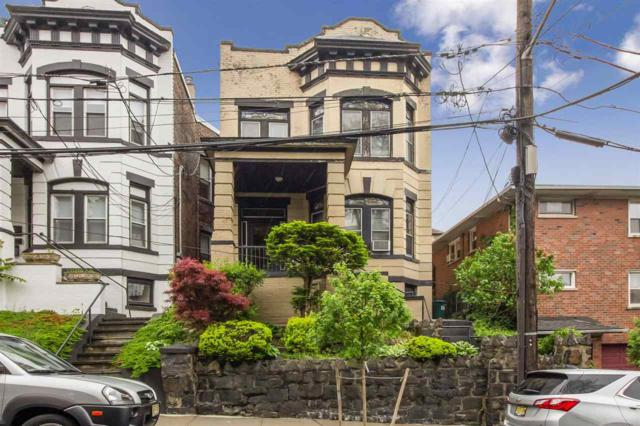 48 Hauxhurst Ave, Weehawken, NJ 07086 (MLS #190009743) :: The Trompeter Group