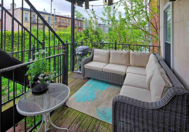 352 7TH ST #4, Jc, Downtown, NJ 07302 (MLS #190009762) :: The Trompeter Group