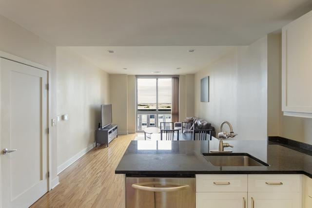 201 Luis M Marin Blvd #1316, Jc, Downtown, NJ 07302 (MLS #190009867) :: The Trompeter Group