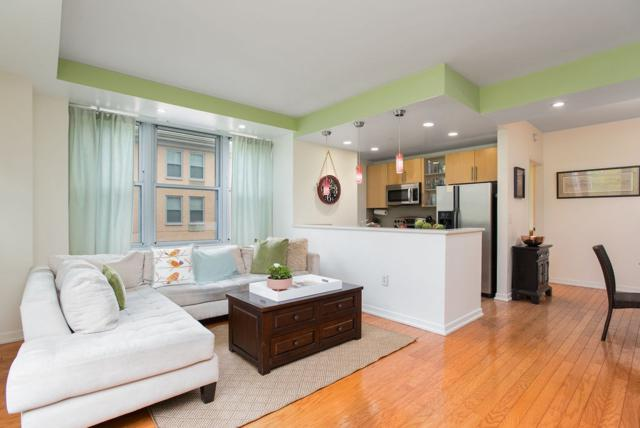 149 Essex St 4G, Jc, Downtown, NJ 07302 (MLS #190009889) :: The Trompeter Group